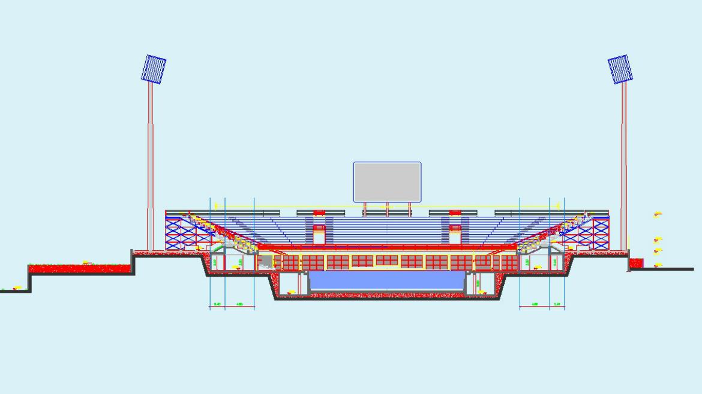 athens olympic swimming pool restoration renovation - Olympic Swimming Pool Diagram