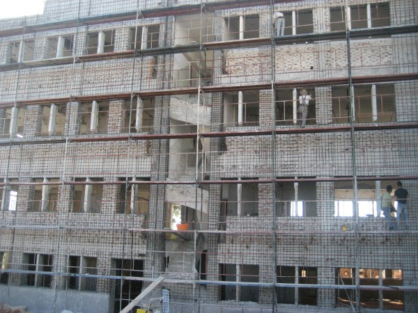 PRE-SEISMIC STRENGTHENING OF KALAMATA HOSPITAL FOR ITS TRANSFORMATION INTO THE NEW CITY OF KALAMATA ADMINISTRATION BUILDING