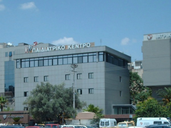 EVALUATION OF THE ATHENS MEDICAL GROUP BUILDINGS AND CONSULTANCY SERVICES