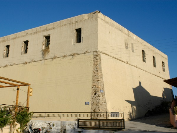 REPAIR - PLANNING - MODERNIZATION OF THE ARCHAEOLOGICAL MUSEUM OF RETHYMNO