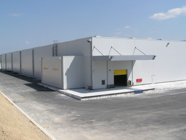 NEW HELLENIC ORGANIZATION OF TELECOMMUNICATIONS OFFICE AND LOGISTICS BUILDING IN PARNITHA, ATTIKI